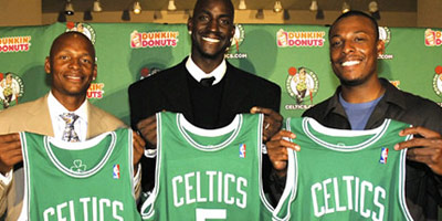 Boston Celtics: 2008 NBA Champions
