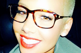 The Distraction: Amber Rose