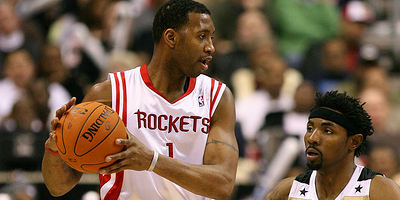 Tracy McGrady Out For Season