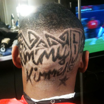 ron_artest_jimmy_kimmel_haircut