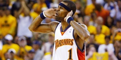Warriors Send Stephen Jackson To Bobcats