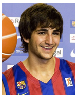 Ricky Rubio Named Euroleague Rising Star