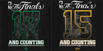 Freshly Dipped: 'And Counting' Finals Tees