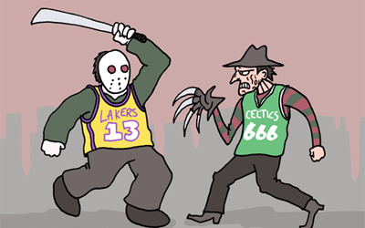 Game 7 Should Be A Real Slasher