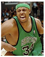 Paul Pierce Re-signs With Boston