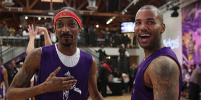 Snoop's adiHoop 3-on-3 Tourney