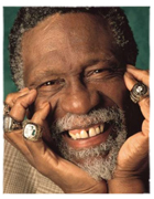 Obama Honors Bill Russell At White House