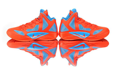 super popular 5ccc8 a1d1c Freshly Dipped  Nike Zoom Hyperfuse 2011 Russell Westbrook PE ...