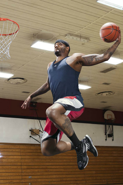 Meet Josh Smith And The adidas adiZero Ghost In ATL