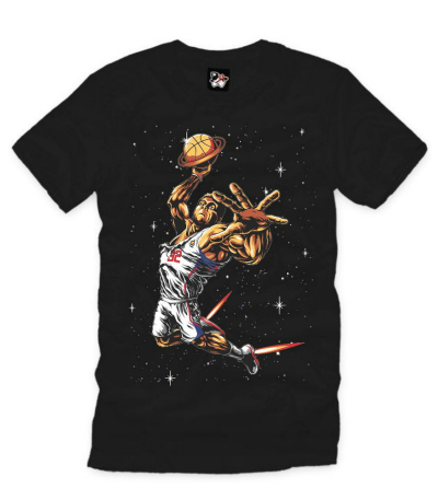 Freshly Dipped: The Freshnes 'Outta This World' Tee