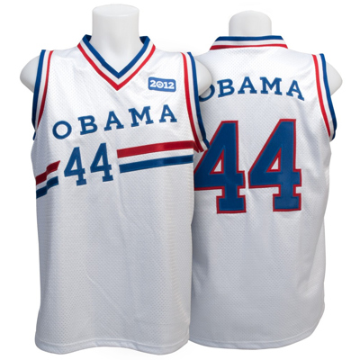 Freshly Dipped: Barack Obama 44th President Limited Edition Jersey