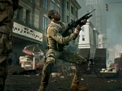 Dwight Howard 'Call of Duty: Modern Warfare 3′ Trailer Cameo