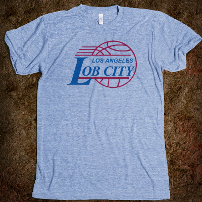 Freshly Dipped: LA Clippers 'Lob City' Tee