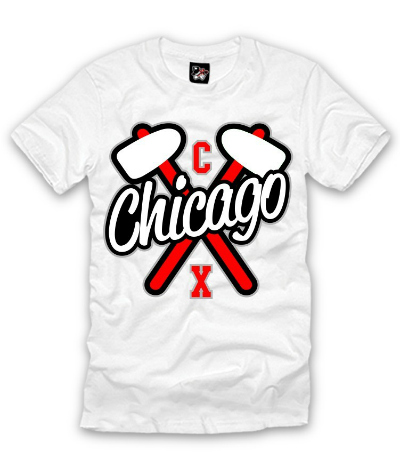 Freshly Dipped: The Freshnes 'Chicago X' Tee