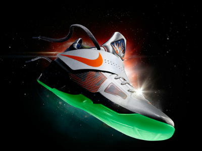 Freshly Dipped: Nike Zoom KD IV 'Galaxy'