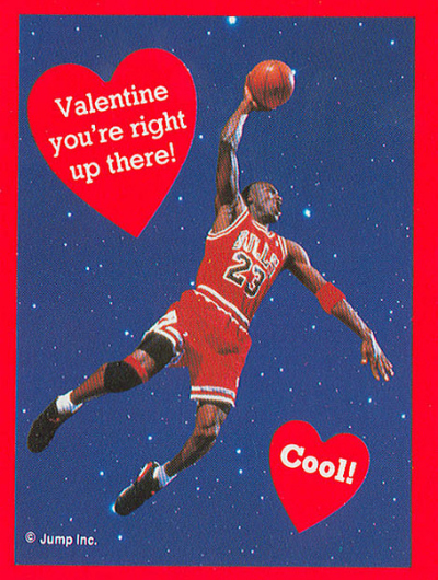 A Michael Jordan Love Letter From 30 Years Ago Hooped Up – Michael Jordan Birthday Card