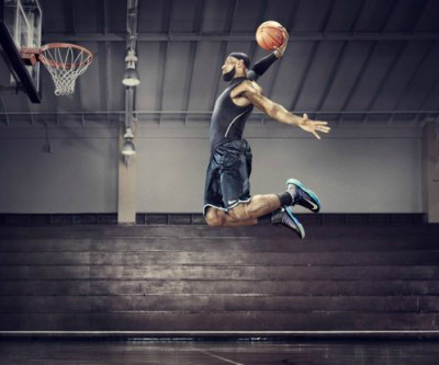 LeBron James Talks Nike+ Basketball