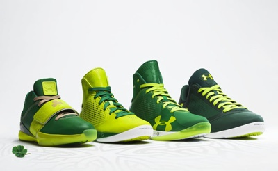 Under Armour 'St. Patrick's Day' Pack