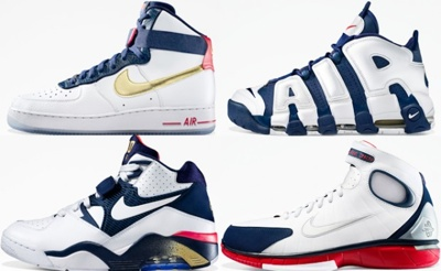 Freshly Dipped: Nike Basketball 'Dream Team' Collection