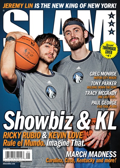 Showbiz & KG x Showbiz & KL 'SLAM' Cover
