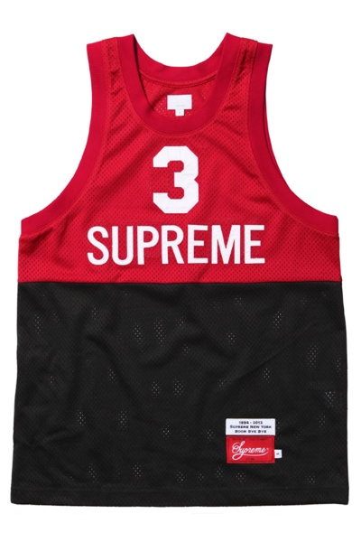 Freshly Dipped: Supreme 'Split Team' Tank
