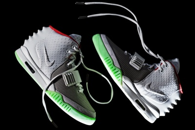 Freshly Dipped: Nike Air Yeezy 2 Wolf Grey