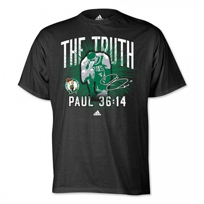 Freshly Dipped: Paul Pierce 'The Truth' Tee