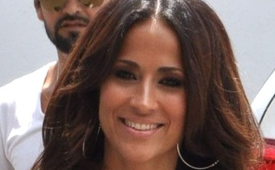 The Distraction: Jackie Guerrido