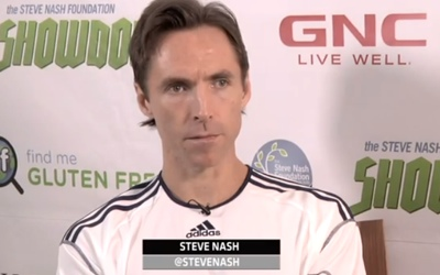 Steve Nash Talks Free Agency