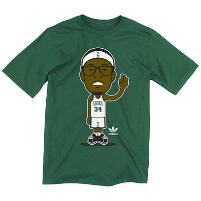 Freshly Dipped: adidas Paul Pierce 'Geeked Up' Tee