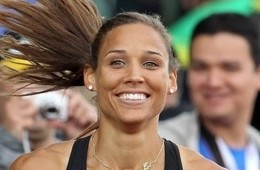 The Distraction: Lolo Jones