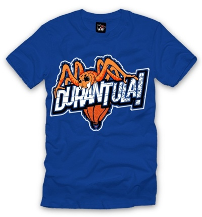 Freshly Dipped: The Freshnes 'Durantula' Tee