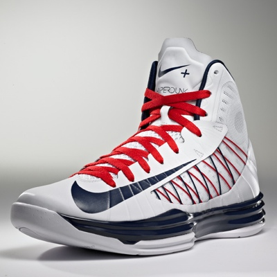 Freshly Dipped: Team USA Customized NIKEiD Shoes