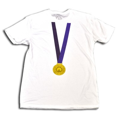 Freshly Dipped: UNKNWN Gold Medal Tee