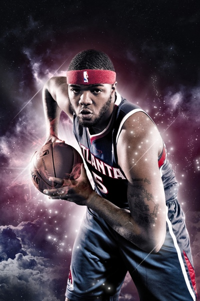 Josh Smith 'High Flying Hawk' Art