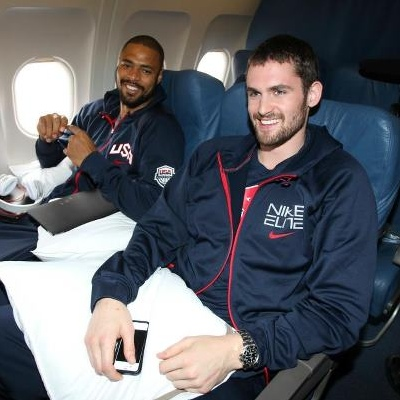 How Kevin Love Met Tyson Chandler