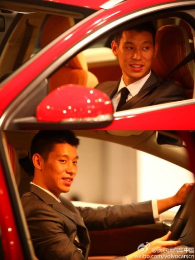 Behind The Scenes Of The Jeremy Lin Volvo Campaign