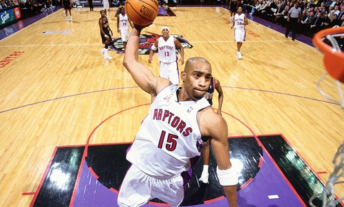 Vince Carter Would Welcome Raptors Return
