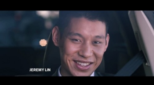 Jeremy Lin 'Unexpected Ones' Volvo XC60 Commercial