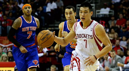 Jeremy Lin Not Looking To Recreate Linsanity