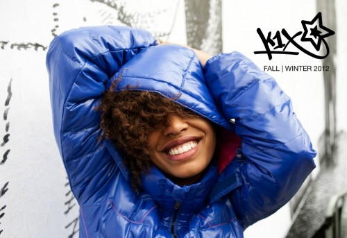 Freshly Dipped: K1X 2012 Fall / Winter Women's Collection