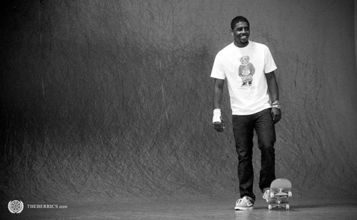 Kyrie Irving at The Berrics