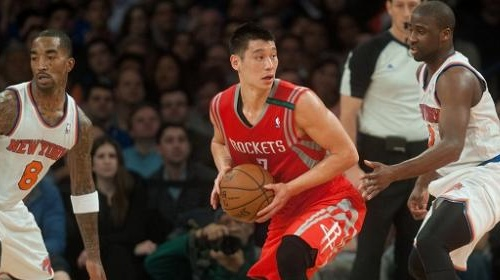 Jeremy Lin Retuning To NYC Was A TV Hit