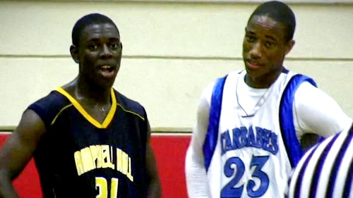 Jrue Holiday High School Mixtape (video)
