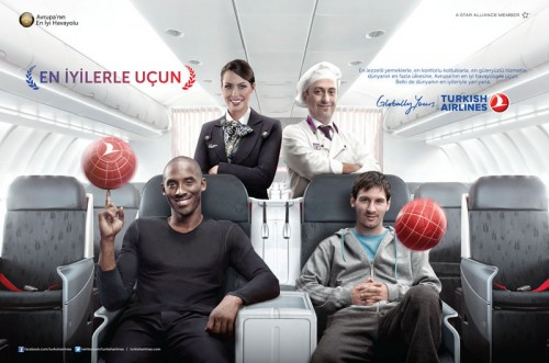 Kobe vs Messi On An Airplane (Video)