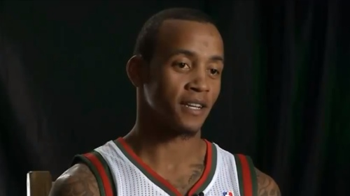 Monta Ellis Thinks He's D-Wade Good