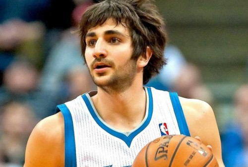 Ricky Rubio Returns to Action