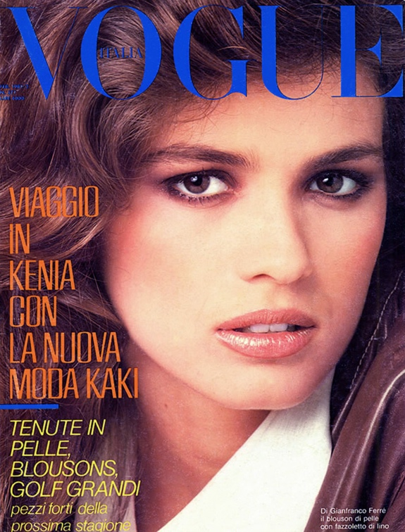 The Distraction: Gia Carangi