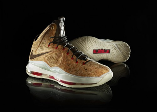 LEBRON X NSW Cork Edition-1