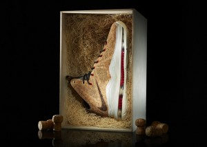 LEBRON X NSW Cork Edition
